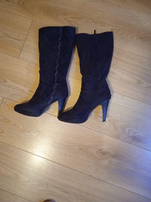 Buty zimowe damskie Nowy Wiśnicz - image 1