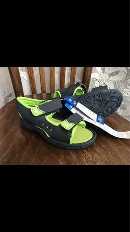 Новые сандали для мальчика размер 29 Польша Pepco