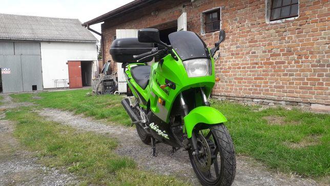 Kawasaki Ninja motocykl