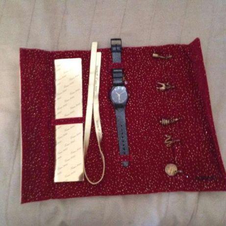Relógio Swatch especial Natal