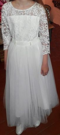 Бальне плаття для дівчинки 10 років