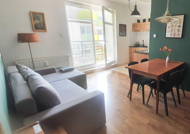 blisko plaży apartament Zielony Sopot garaz 2pok 1-4os