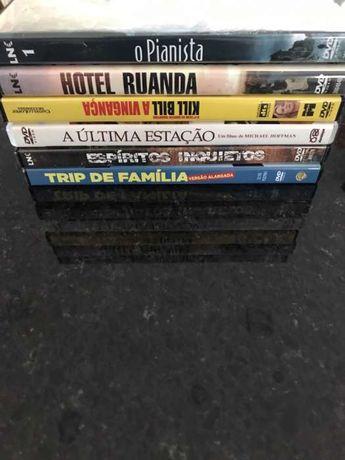 Pack DVDs (6)