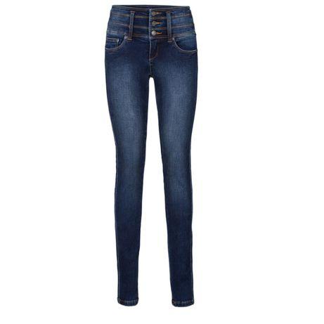 REZERWACJA jeansy szczuplejsze brzuch, uda i pośladki rozm 38 40 nowe
