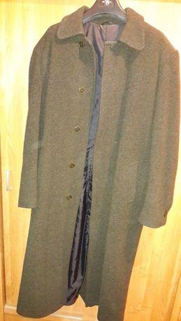 Męski płaszcz