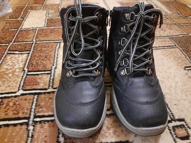 Ботинки сапоги зимние р. 33