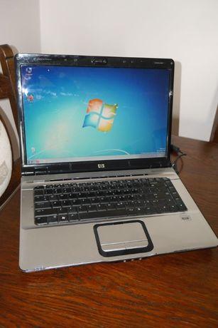 LAPTOP sprawny HP Pawillon dv6700 pamięć 2 GB tablet komputer