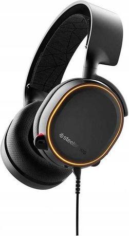 NOWE słuchawki Steelseries Arctis 5
