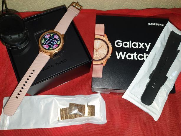 Смарт-годинник Samsung Galaxy Watch 42mm Rose Gold