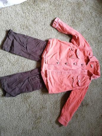 Ubrania (3 rzeczy) dla chłopczyka. Rozmiar 98