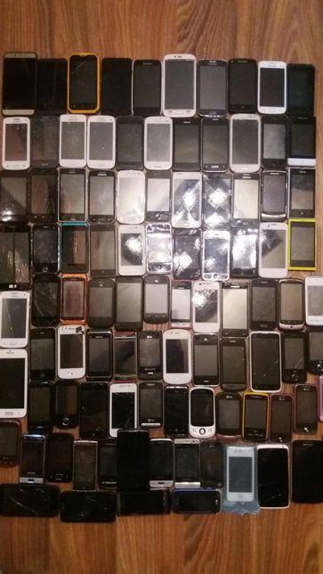 Телефоны Сенсорные 150шт(цена за все)