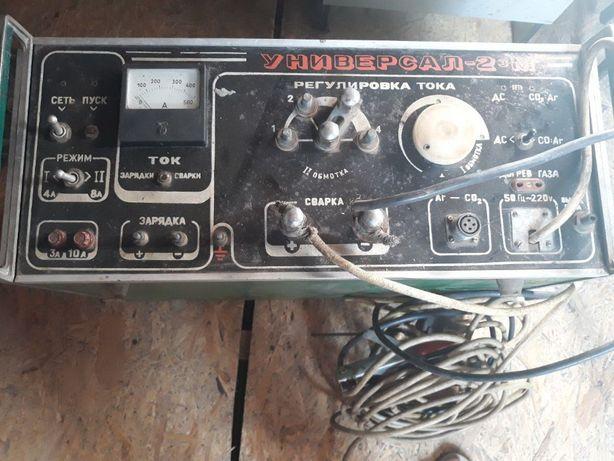Сварочный аппарат полуавтомат Универсал 2зМ 300А