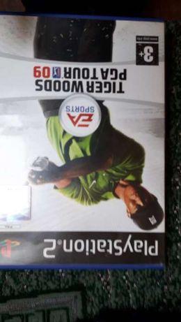 Gra Tiger Woods PGA Tour 09 na PS2