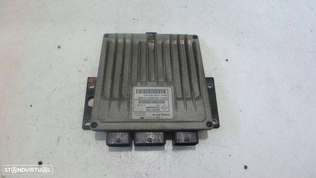 Centralina Do Motor Renault Clio Iii (Br0/1, Cr0/1)
