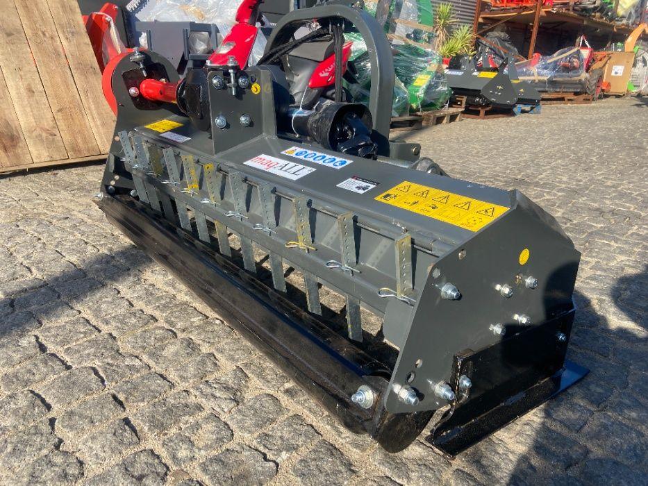 triturador de martelos corta matos 1,65 mts hidraulico martelo 1,3kg