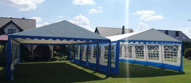 Wynajem namiotów imprezowych