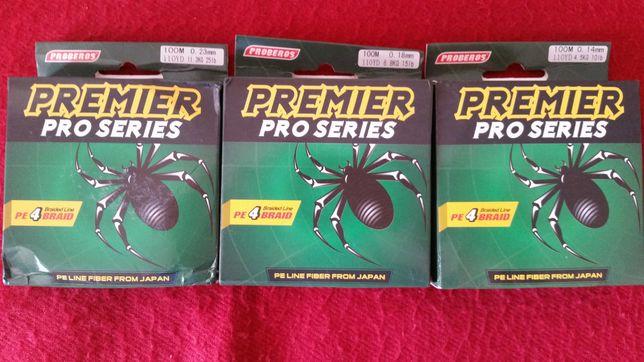 Japonska plecionka Proberos Premier Pro Series 100m- 0.14; 0.18; 0.23
