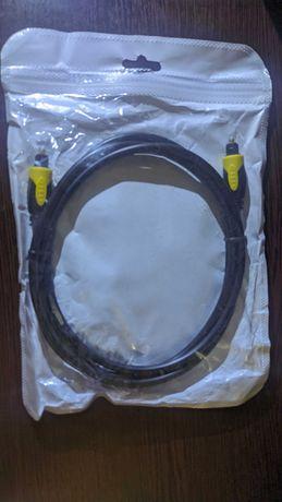 Оптический аудио-кабель Optical Toslink 1.5м S/PDIF