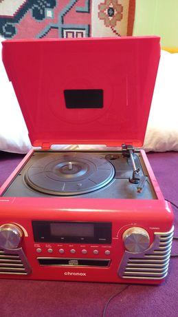 Radiomagnetofon i gramofon