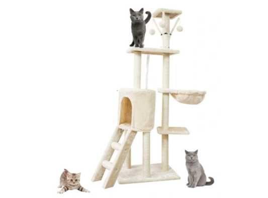 DRAPAK DLA KOTA Kotów XL 140cm 2 Kolory Do Wyboru