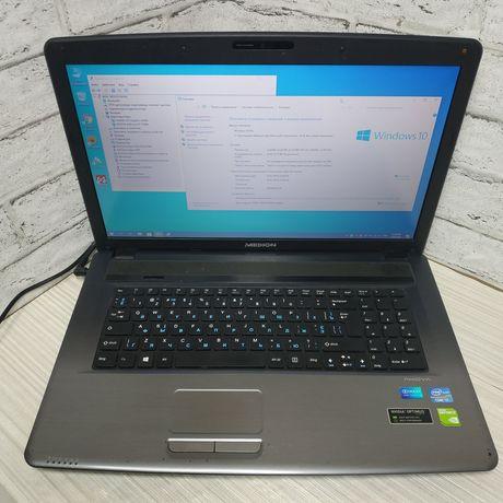 "Ноутбук 17.3"" HD+ Intel Core i3-3110M 2.4GHz/8GB/500GB/GT 730M 2GB"