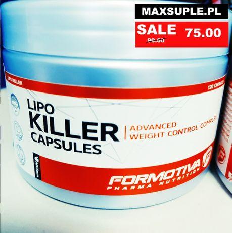 Maxsuple.pl Formotiva Lipo Killer - 120 kpas