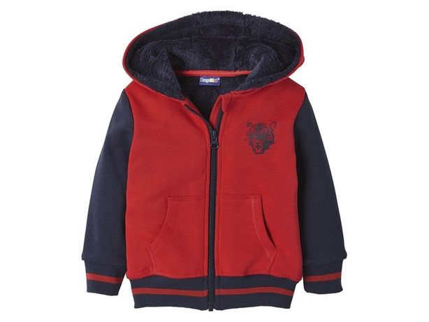 Толстовка, курточка Lupilu 86-92 см