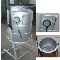 Parnik 160l OCYNKOWANY elektryczny-do gotowania wody, ziemniaków, pasz