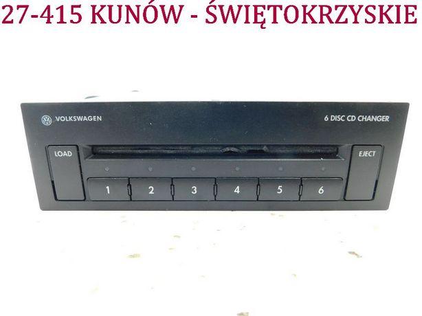 Zmieniarka 6 DISC CD CHANGER VW Passat B5 Sharan odtwarzacz płyt Sony