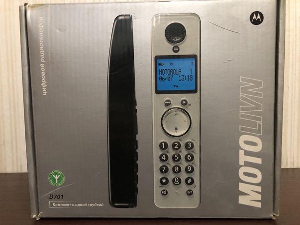 Радиотелефон Motorola D701