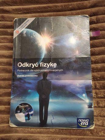 ksiązka do fizyki odkryć fizykę