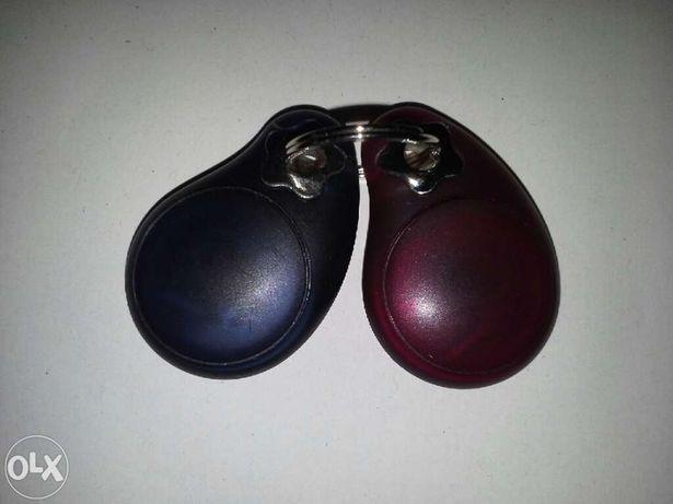 Chaves magnéticas para alarme Securitas