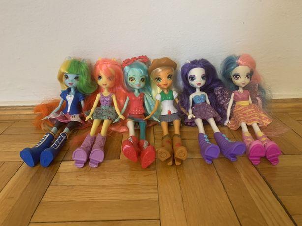 Lalki Eguestria Girls