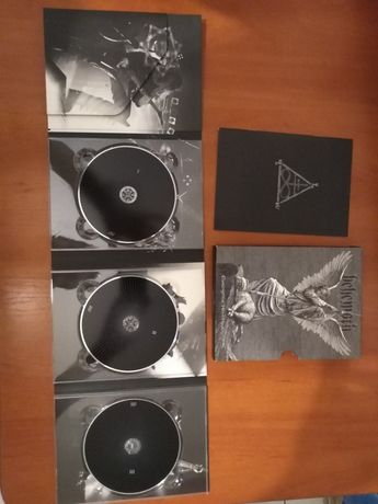 Behemoth Evangelia Heretica DVD