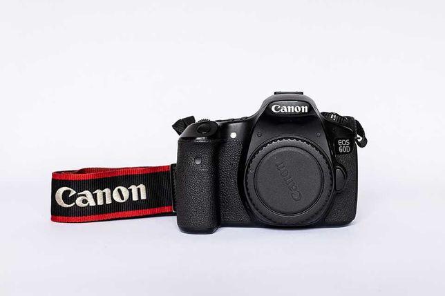 Canon 60D-lustrzanka-sprzedam