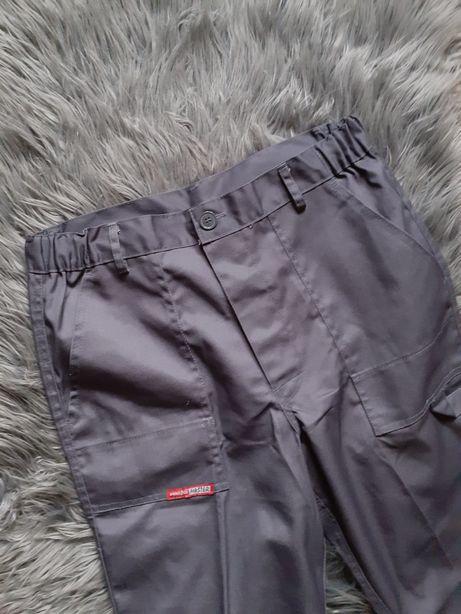 Nowe spodnie robocze męskie