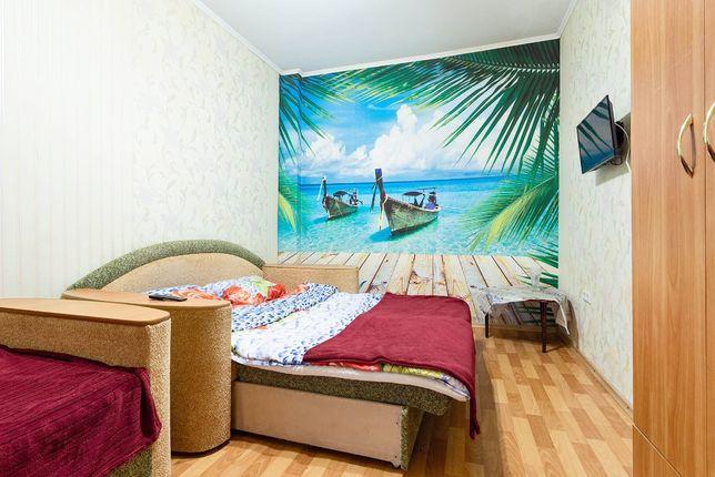 Посуточно уютная квартира в хорошем районе Одессы