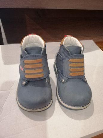 Демисезоные ботиночки на мальчика