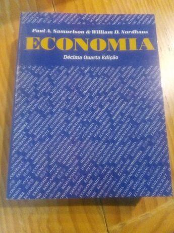Economia Samuelson & Nordhaus como novo