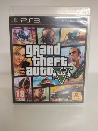 Grand theft auto 5 playstation 3