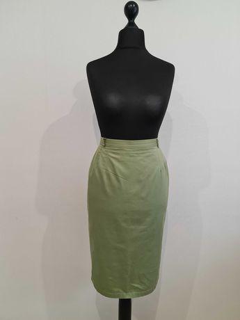 Стильная юбка хакки карандаш valentino