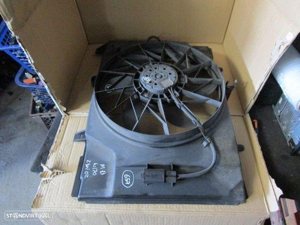 Ventilador A0005401588 0130303227 MERCEDES / W170 / 2002 / 230I / BOSCH /