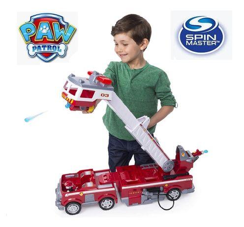 Paw Patrol Ultimate Rescue Fire Truck Щенячий Патруль Пожежна машина