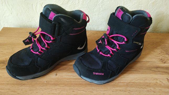 Зимние термо ботинки на девочку