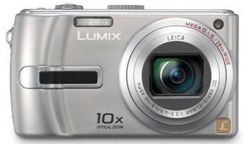 Фотоаппарат Panasonic Lumix DMC-TZ2 Silver