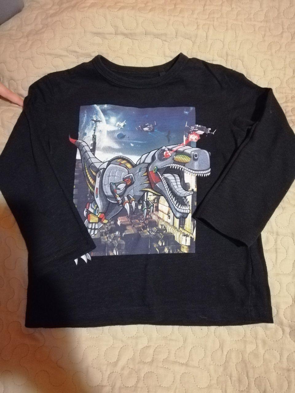 Bluzeczka rozmiar 110