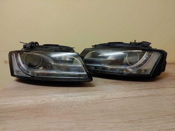 Audi a5 reflektory lampy Bi-xenon kpl