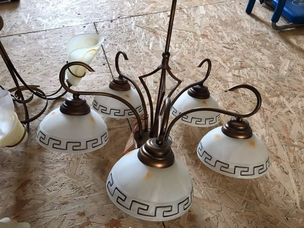 Lampy,żyrandole, kinkiety