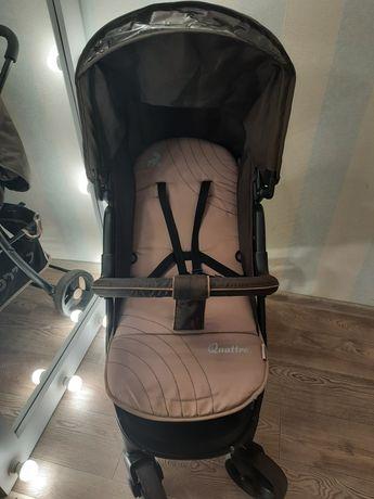 Прогулочная коляска, складная коляска, Carrello Quattro,