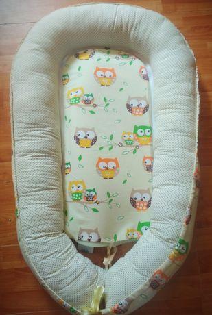 Кокон (гнёздышко) для младенцев